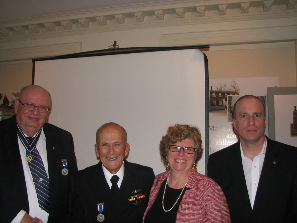 Commodore Macdonough presentation, 2014