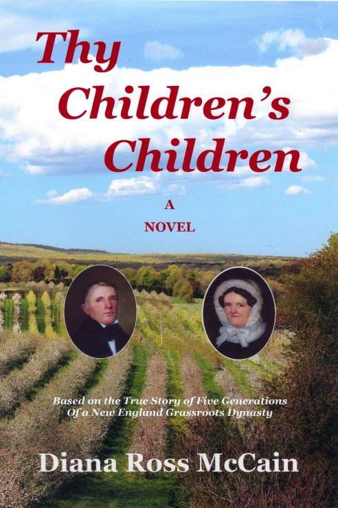 Thy Children's Children cover.JPG