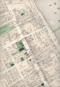 Middletown map, 1874
