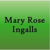 MaryRoseIngalls
