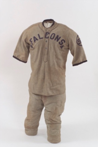 John Kid Ryczek's Baseball Uniform