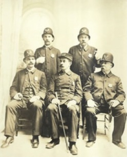 chief-aw-inglis-and-irish-police-officers