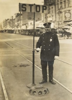 John Wirnasz, ca. 1920