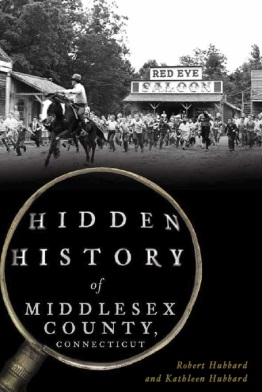Middlesex County book cover